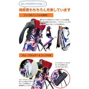 セルフスタンドバッグ ゴルフ セルフプレーにおススメ 豊富なデザイン 全72デザイン AZROFアズロフセルフスタンドバッグ|powerbilt|03