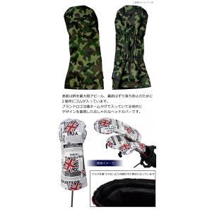 AZROF アズロフ スタイルヘッドカバー 選べる20デザイン!|powerbilt|03
