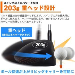 ゴルフクラブ AIR FORCE ONE N7 ドライバー powerbilt 04