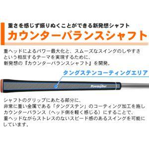 ゴルフクラブ AIR FORCE ONE N7 ドライバー powerbilt 05