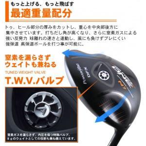 ゴルフクラブ AIR FORCE ONE N7 ドライバー powerbilt 06