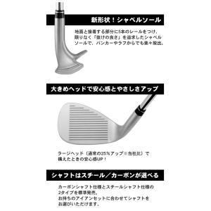 シャベルウェッジ shovel wedge|powerbilt|03