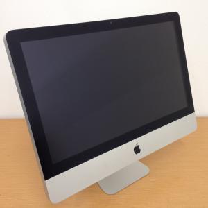 【中古Mac】21.5インチ Apple iMac [MC508J/A] (Mid2010) Core i3 3GHz/メモリ8GB/SSD480GB/DVDマルチドライブ/Wi-Fi/Bluetooth/macOS 10.13 powerdepot