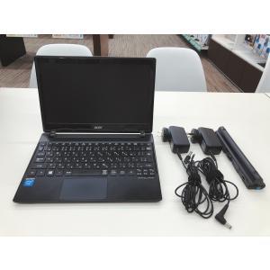 【中古モバイルノート】11.6インチ acer TMB113R-W84C Celeron 1017U/メモリ8GB/SSD120GB/光学ドライブ別売/無線LAN/Windows10 Pro powerdepot