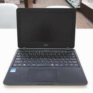 【中古モバイルノート】11.6インチ acer TravelMate B117 TMB117M-N14Q Celeron N3060/メモリ4GB/SSD128GB/光学ドライブ別売/無線LAN/Windows10 Pro|powerdepot