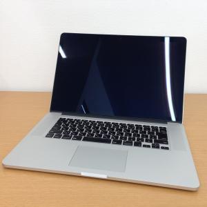 【中古Mac】15.4インチ Apple MacBook Pro [ME293J/A] Core i7 2GHz/メモリ8GB/SSD256GB/DVD.CDドライブなし/Wi-Fi/Bluetooth/macOS 10.15.5|powerdepot