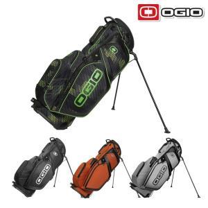 オジオ OGIO キャディバッグ メンズ キャディーバッグ スタンド 10.5型 おしゃれ 人気 サイレンサー SILENCER 125042J6 2016年モデル
