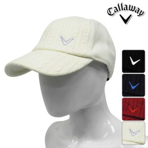 帽子系 247-6984054 2016年秋冬モデル Callaway-キャロウェイ- LADYS (レディース) ウールキャップ 帽子 フリーサイズ ウエア|powergolf-y