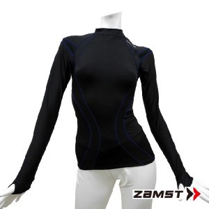 秋冬モデル大特価セール  2012年秋冬モデル ZAMST-ザムスト- Z-20 LADYS 37920(レディース) トレーニングシャツ