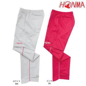 596-317452 本間ゴルフ/HONMA GOLF/ホンマゴルフ レディースレインウェア(パンツ) 女性用 | ・ ゴルフ パワーゴルフ|powergolf-y