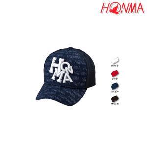 帽子系 731-419603 本間ゴルフ/HONMA GOLF/ホンマゴルフ MENS(メンズ)HONMA地柄ゴルフキャップ HONMA GOLF powergolf-y
