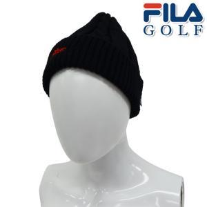 帽子系 796-975 秋冬モデル FILA GOLF-フィラゴルフ- LADYS(レディース) ニットキャップ 16 ヘッドウェア ゴルフ用品|powergolf-y