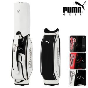 キャディーバッグ系 867642 NEW春夏モデル PUMA GOLF-プーマゴルフ- MENS (メンズ) CB スタイル キャディバッグ キャディバッグ 17 ゴルフ用品|powergolf-y