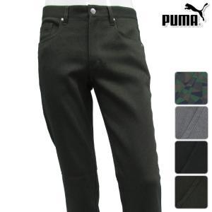 923618 NEW秋冬モデル PUMA GOLF-プーマゴルフ- MENS(メンズ) ストレッチ ノータック ストレート ロング