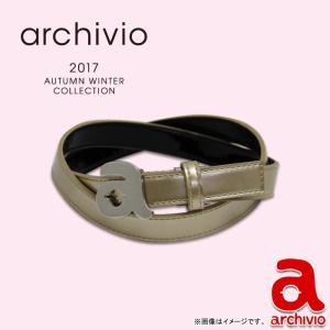 A710809 NEW秋冬モデル archivio-アルチビオ- LADYS (レディース) ベルト 17 小物 アクセサリ ゴルフ用品 powergolf-y