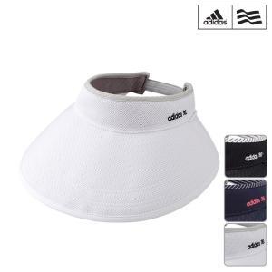 帽子系 AWV31 NEW春夏モデル adidas golf-アディダスゴルフ- LADYS (レディース) SP UV コンパクト ワイド美バイ|powergolf-y