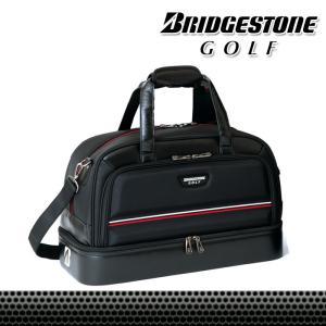 ブリヂストン BRIDGESTONE ゴルフバッグ メンズ ボストンバッグ スポーツバッグ 旅行バッグ ツアーモデル 2層式 BBG601 2015年モデル