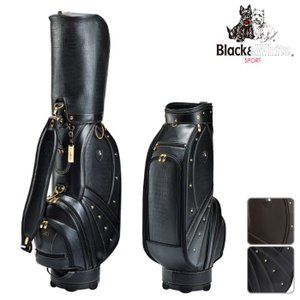 ブラックアンドホワイト BLACK&WHITE キャディバッグ メンズ キャディーバッグ 9型 おしゃれ 人気 ブランド BWMG5ACA 2016年モデル