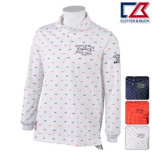 長袖シャツ系 CBM1418 秋冬モデル CUTTER&BUCK-カッターアンドバック- MENS (メンズ) 長袖シャツ 16 トップス ウエア M,L,LL,3Lサイズ ゴルフ用品|powergolf-y