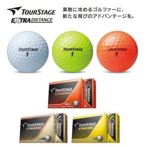 大人気ゴルフボール ブリヂストン-BRIDGESTONE-ツアーステージ-TOURSTAGE-エクス...