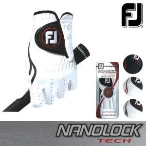 ゆうパケット対応可能商品 グローブ系 FGNTC16 FOOTJOY-フットジョイ- NANOLOCK TECH ナノロックテック MENS (メ|powergolf-y