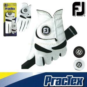 グローブ系 FGPT15 ゆうパケット対応可能商品 フットジョイ/FOOTJOY PracTex プラクテックス(メンズ)ゴルフグローブ (左手用|powergolf-y