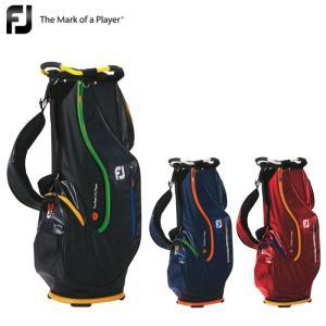 2017年2月発売予定 キャディバッグ系 FJCB1707 FOOTJOY-フットジョイ- MENS (メンズ) ライトカートバッグ ゴルフバッグ powergolf-y