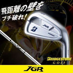 2015年モデル ブリヂストン-BRIDGESTONE- JGR FORGED IRON ジェージーアール フォージドアイアン 単品(#4,AW,SW) XP95スチールシャフト ゴルフクラブ|powergolf-y