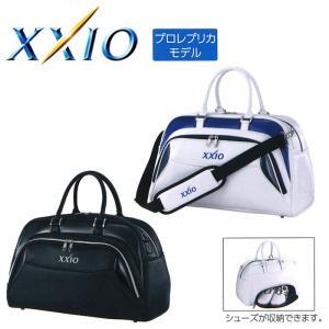 ゼクシオ XXIO ゴルフバッグ メンズ ボストンバッグ スポーツバッグ 旅行バッグ プロレプリカモデル GGB-X079 2017年春夏モデル