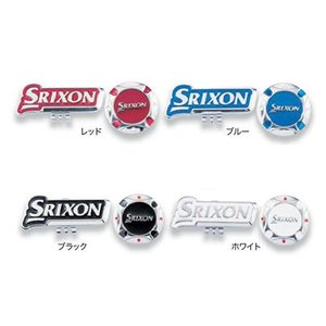 マーカー系 GGF-12160 DUNLOP-ダンロップ- SRIXON-スリクソン- クリップマーカー DUNLOP/ダンロップ 2016年FWカタログ商品