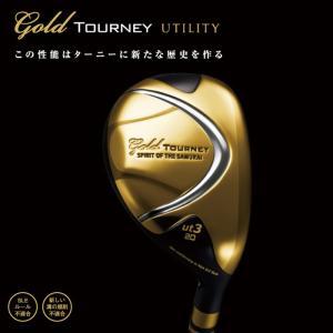 高反発ユーティリティ MACGREGOR-マクレガー- Gold TOURNEY UTILITY ゴールド ターニー ユーティリティ SLEルール不適合   ・ ゴルフ パワーゴルフ