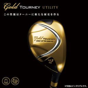 高反発ユーティリティ MACGREGOR-マクレガー- Gold TOURNEY UTILITY ゴールド ターニー ユーティリティ レディース SLEルール不適合   ・ ゴルフ パワーゴルフ