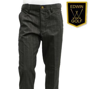 エドウィン EDWIN ゴルフパンツ メンズ ゴルフウェア ...