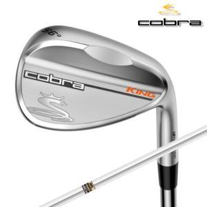 cobra コブラ ウェッジ メンズ コブラ KING SATIN V WEDGE キング サテンV ウェッジ ゴルフ用品|powergolf-y