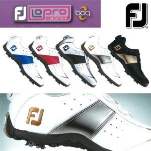 フットジョイ FootJoy ゴルフシューズ レディース ボア ダイヤル式 ロープロ LoPro Boa 2016年モデル