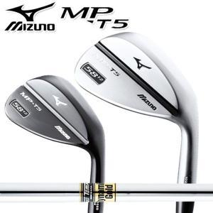 MIZUNO-ミズノ- MP-T5 ウエッジ1本 (ダイナミックゴールドスチールシャフト付) ゴルフ用品 ミズノ/mizuno 2015年カタログ商