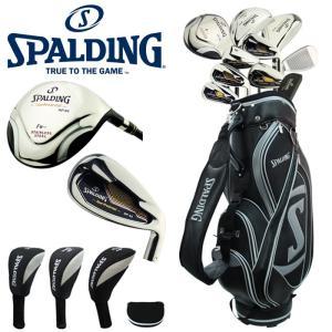 スポルディング SPALDING ゴルフクラブセット ゴルフセット メンズ 初心者 フルセット ツアープログラインド NP-02 10本セット