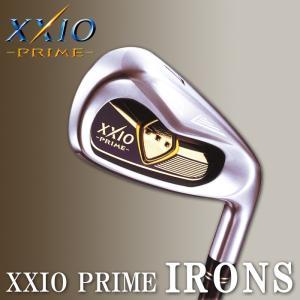 ゼクシオ プライム アイアンセット XXIO PRIME ダンロップ ゴルフクラブ メンズ アイアン 6本セット SP900 カーボンシャフト 2017年モデル