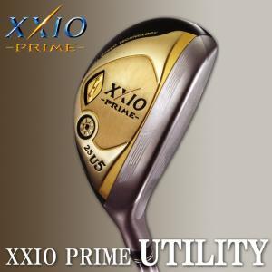 ゼクシオ プライム ユーティリティ ユーティリティー XXIO PRIME ゼクシオプライム ダンロップ ゴルフクラブ メンズ SP900 カーボンシャフト 2017年モデル|powergolf-y