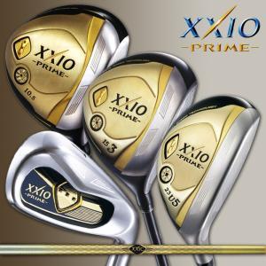 ゼクシオ プライム ゴルフクラブセット ゴルフセット メンズ ドライバー フェアウェイウッド ユーティリティ アイアン SP900 カーボンシャフト 10本セット Set1|powergolf-y