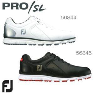 フットジョイ FootJoy ゴルフシューズ メンズ スパイクレス スニーカータイプ 紐靴 おしゃれ 人気 プロSL PRO SL 2017年モデル powergolf-y