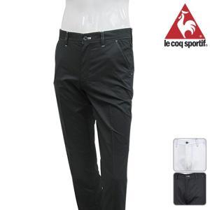 le coq ルコック ノータック ロングパンツ MENS メンズ 春夏モデル QG8016 アクションヨークパンツ 17 79,82,85,88,92サイズ ボトムス ウエア ゴルフ用品