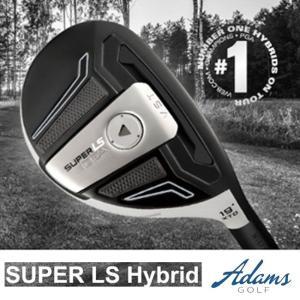 2013年モデル ADAMS GOLF-アダムスゴルフ SUPER LS Hybrid スーパーLS ハイブリッド ゴルフ用品 | スポーツ・アウ
