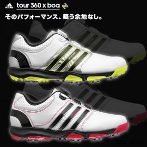 アディダス adidas ゴルフシューズ メンズ ボア ダイ...