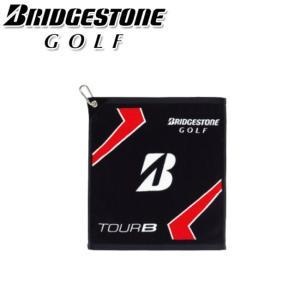 小物系 TWG61 ブリヂストン -BRIDGESTONE- フック付ハンドタオル 2016年FWカタログ商品 ゴルフ用品