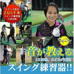 ゴルフ練習器具 ゴルフ練習用品 スイング 素振り アイアン メンズ レディース ウォズ Woss インナーピストン スイング練習器 高音 パワーゴルフ