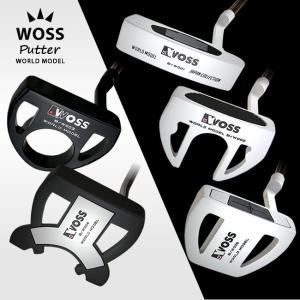 パター ゴルフクラブ メンズ ピン型 マレット型 パターゴルフ 激安 初心者 人気 オススメ ブランド Woss ウォズ パワーゴルフ