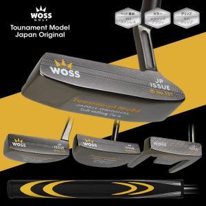 WOSS/ウォズ トーナメントモデル パター ピン型 マレット型 ウイング型 ゴルフ クラブ 格安