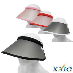 帽子系 /ダンロップ XXIO/ゼクシオ XLH1302 サンバイザー | ・ ゴルフ パワーゴルフ|powergolf-y