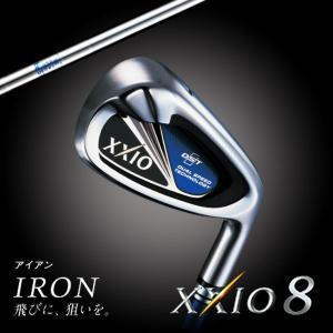 ゼクシオ8 XXIO8 アイアン 単品 ゴルフクラブ メンズ #4 #5 AW SW スチールシャフト